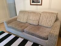 Free for collection* 3 seater sofa