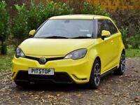 MG MG3 3 Style Lux 1.5 Vti-Tech 5dr PETROL MANUAL 2014/14