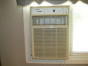 Two 10,000 B.T.U. Window Air Conditioners in Excellent Condition