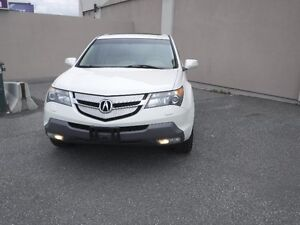 2008 Acura MDX SUV,ELITE PACKAGE ,7 SEATER FULLY LOADED,AWD