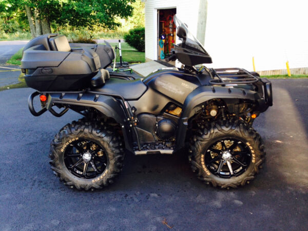 Used 2014 Yamaha Grizzly 700 Special Edition