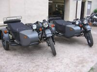 Sale: 2015 New Ural Gear-Up - Sidecar Trikes ATV Royal Enfield