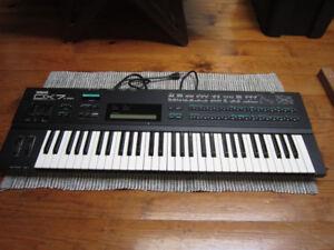 Yamaha DX7 II FD Synthétiseur