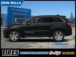 2015 Jeep Grand Cherokee SRT  - Navigation -  Leather Seats -  B