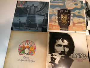 records, dvd's and  cassette tapes for sale