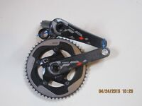 SRAM RED QUARQ POWER METER WITH XGLIDE CHAIN RING