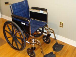 Wheelchair Invacare Tracer EX2