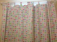 Child's curtains