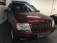 Jeep Grand Cherokee 4.0 auto Limited 1 OWNERS,ONLY 69000 MILES
