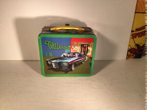 Toy Green Hornet Car & Classic Lunch Box I/C Kato