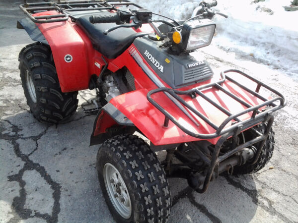 Used 1987 Honda fourtrax 250 2x4