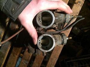 Carburateurs mikuni 32mm