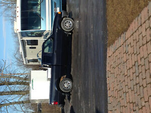 2002 Ford Ranger trade for half ton or sell