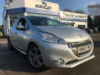2012 Peugeot 208 ALLURE Manual Hatchback