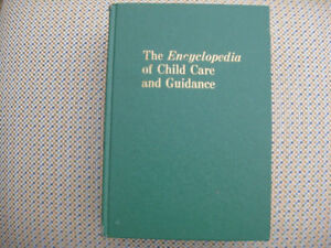 "VINTAGE ""THE ENCYCLOPEDIA OF CHILD CARE AND GUIDANCE"