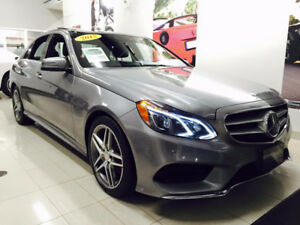 2015 Mercedes-Benz E-Class E 250 BlueTEC | LOADED
