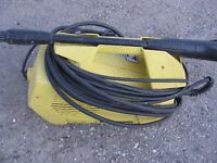 Karcher 1200 psi pressure washer