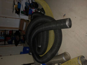 Duct Cleaning Vacuum Hoses
