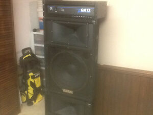Kit de son 1100 watts