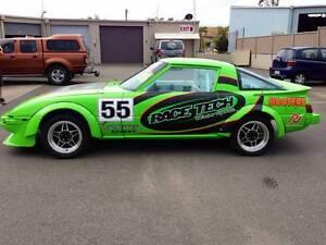 RX7 IP Race Car 13B Turbo Preston Darebin Area Preview