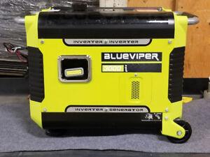 NEW 3 KW BLUE VIPER INVERTER GENERATOR DIGITAL ELECTRIC START