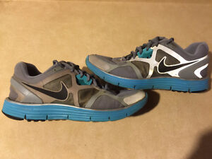 Women's Nike+ H20 Repel Linarglide 3 Running Shoes Size 9.5 London Ontario image 4