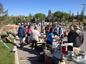 Charity Garage Sale and Food Festival