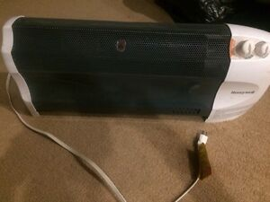 Electric Heater (Honeywell)