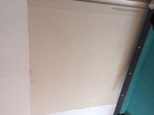 Dry Wall Pieces