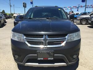 2014 DODGE JOURNEY RT * AWD * LEATHER * BLUETOOTH * HEATED SEATS London Ontario image 9