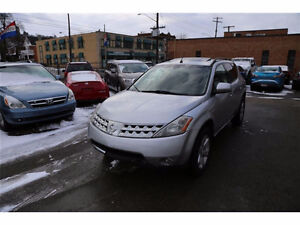 2007 Nissan Murano SL SUV, Crossover / CERTIFIED