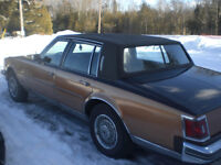 1978 CADILLAC SEVILLE - Certifiable Now -  Winter Road Warrior