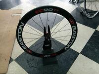 roue arriere  EASTON EC 90 CARBON  700