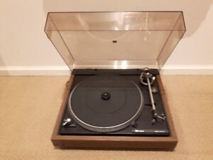 Vintage 80s Dual CS 506-1 Turntable (made in Germany)