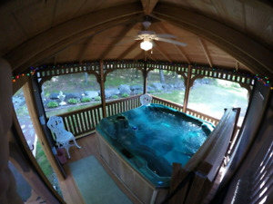 Hot Tub Service + Maintenance