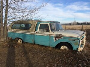 1963 Ford F100 1/2 Ton