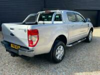 2016 Ford Ranger 2.2 TDCi Limited 2 Double Cab Pickup 4x4 4dr (EU5) Pickup Diese