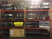 Coffee machines, Grinders, Beans, All Equipment, All under one sh Marrickville Marrickville Area Preview