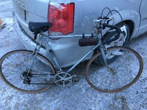 Vintage Supercycle Medalist II 12 speed bicycle