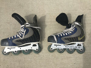 Hockey Roller Blades-Men's Size 12/13