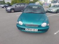 Toyota COROLLA. STUNNING DRIVE. I LADY OWNER FROM NEW