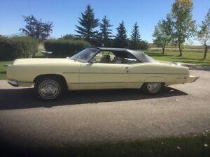 1969 Ford Galaxie Convertible for sale
