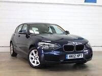 2012 BMW 1 SERIES 116d ES Bluetooth GBP945 Of Extras GBP30 Tax Low Miles