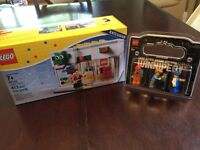 RARE exclusive Lego Store set and 3 figures - not sold in store!