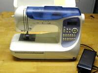 Brother NX-400 Pacesetter sewing Machine
