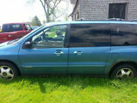 2002 Ford Windstar Sport Convenience Minivan, Van