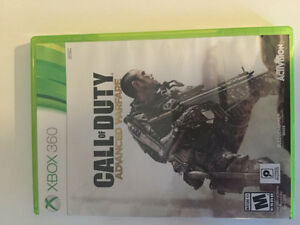 Call of Duty Advanced Warfare for Xbox 360 London Ontario image 1