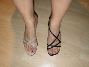 4 chaussures 5$ chaque