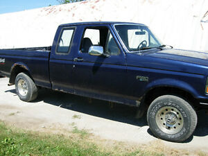 PARTING OUT 1995 F150 4x4 Cambridge Kitchener Area image 2