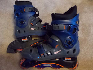 Inline Skate Rollerblades- Size 11 (Mens)-REDUCED